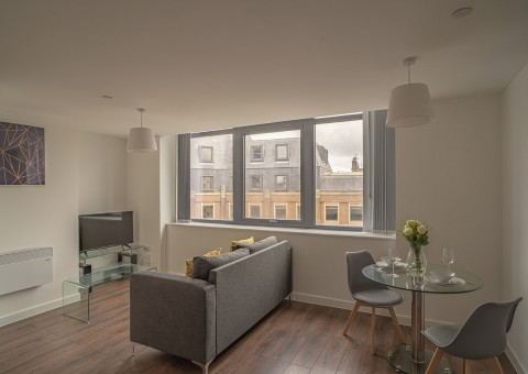 Silkhouse Court, Liverpool | Dream Apartments