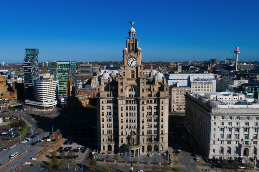 The Liver Building's top floors will be opening for public guided tours for the first time in their history