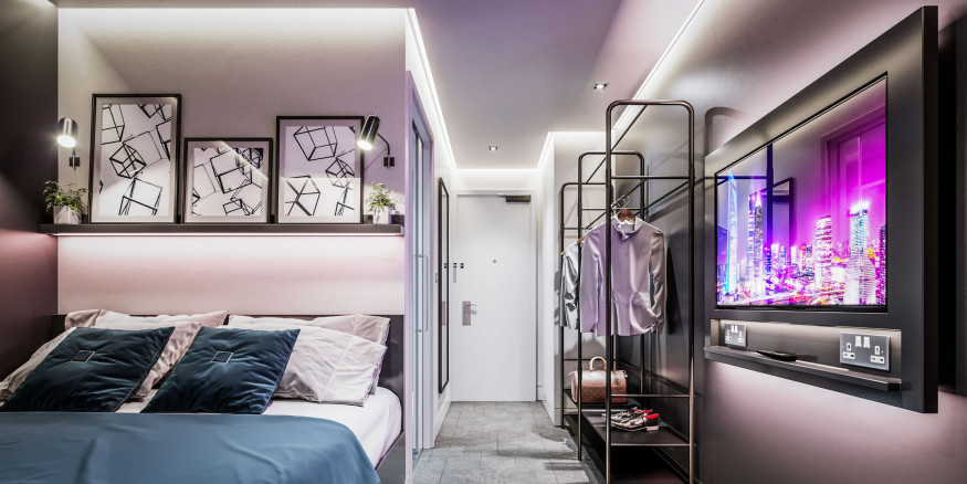 """Dream Apartments Liverpool launches new budget """"Dream Pods"""""""