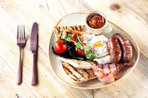 Belfast Breakfast Menu – Obel Tower